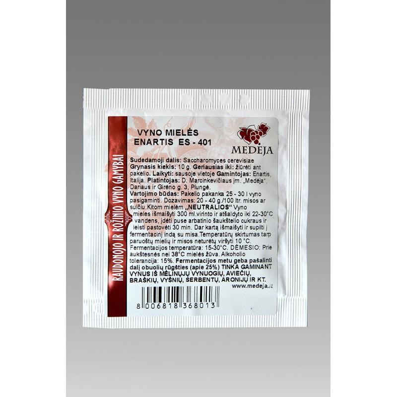 Vyno mielės ENARTIS ES-401