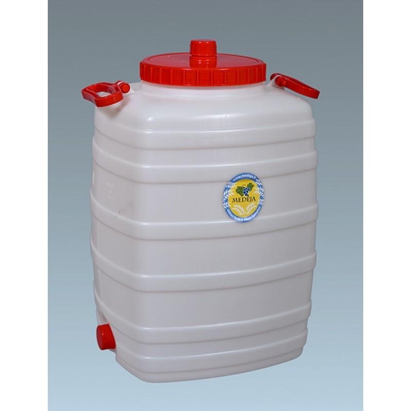 50 ltr. Indas (Talpa) fermentacijai