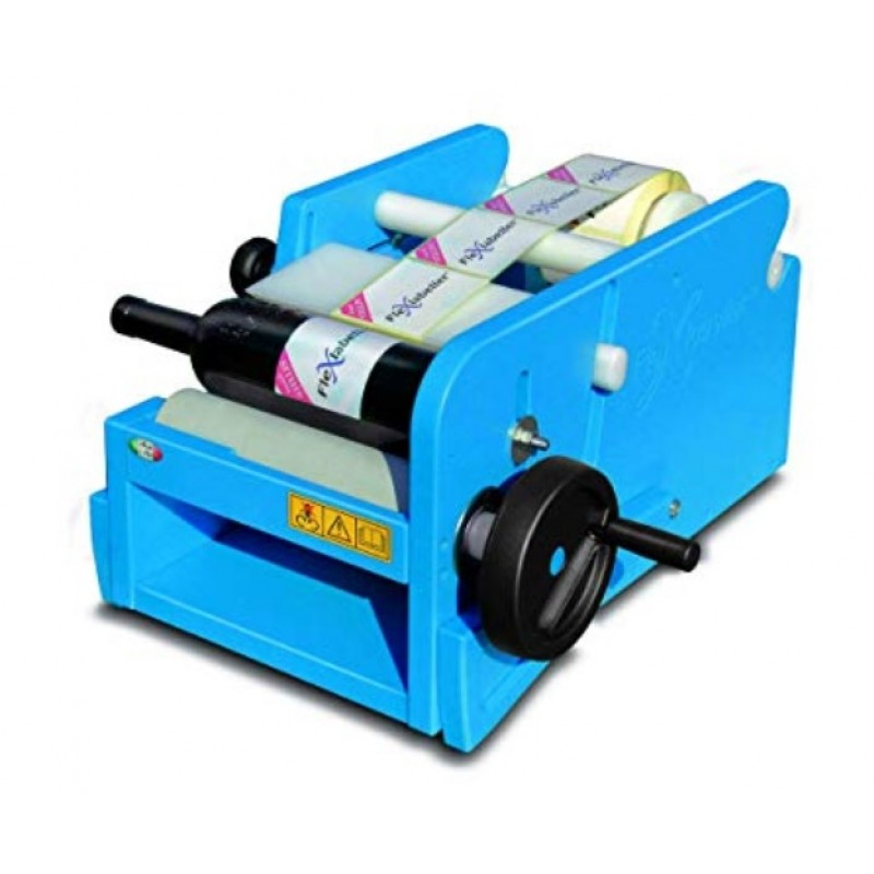 Etikečių klijavimo aparatas
