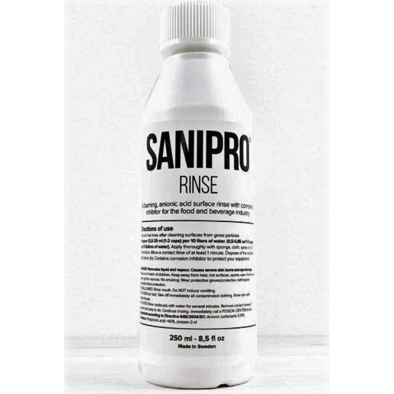 Dezinfekuojanti priemonė SANIPRO RINSE 250ml