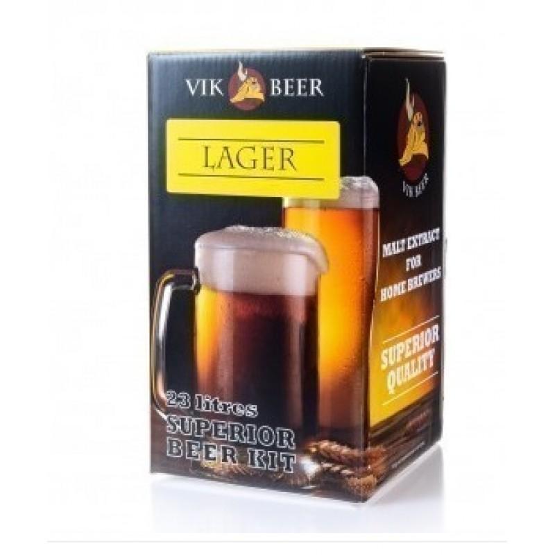 VIK BEER Lager