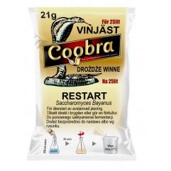 Coobra-RESTART vyno mielės