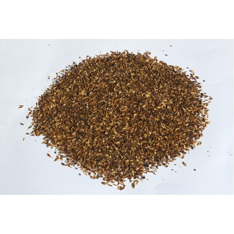 Karamelinis miežių salyklas traiškytas
