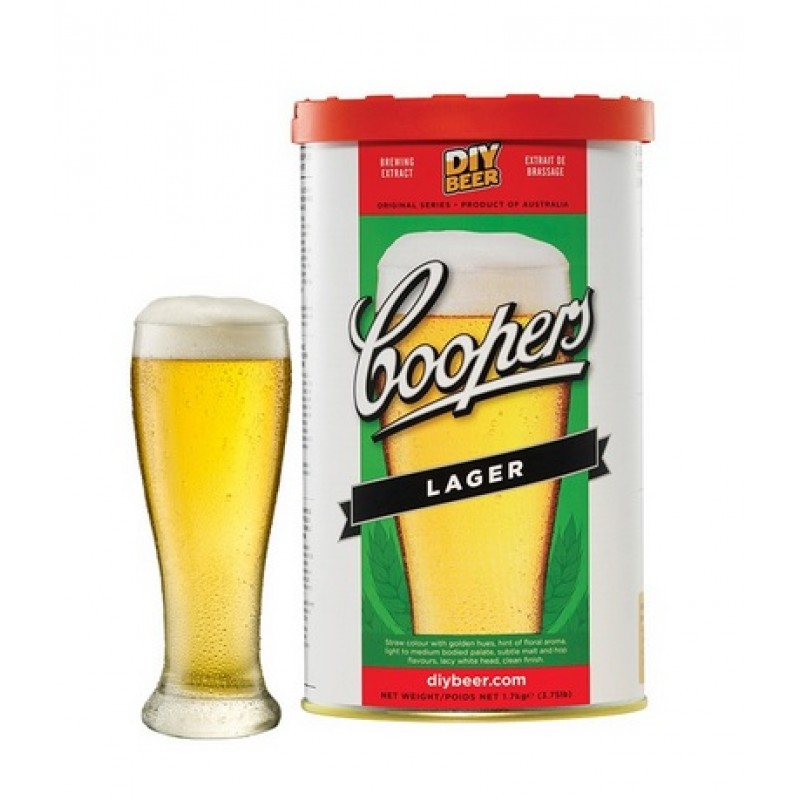 Alaus misos koncentratas COOPERS LAGER