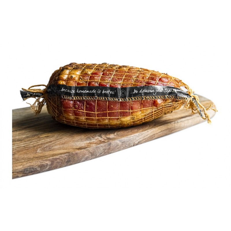 Mėsos tinklas su etikete 4 m (125 ° C) - 15 cm