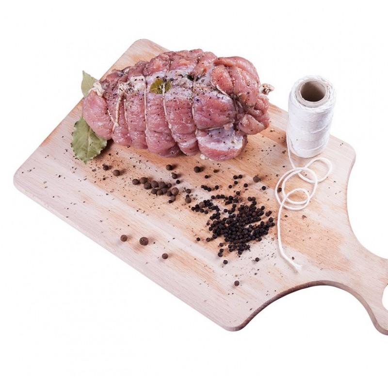 Medvilninis špagatas - virvelė mėsai rišti, 100g 240 ° C