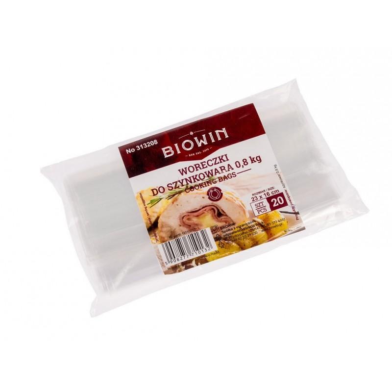 Kepimo maišeliai 0,8 kg kumpio virimo indui / vir...