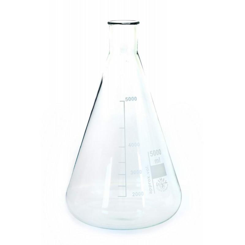 5ltr. Stiklinė matavimo KOLBA