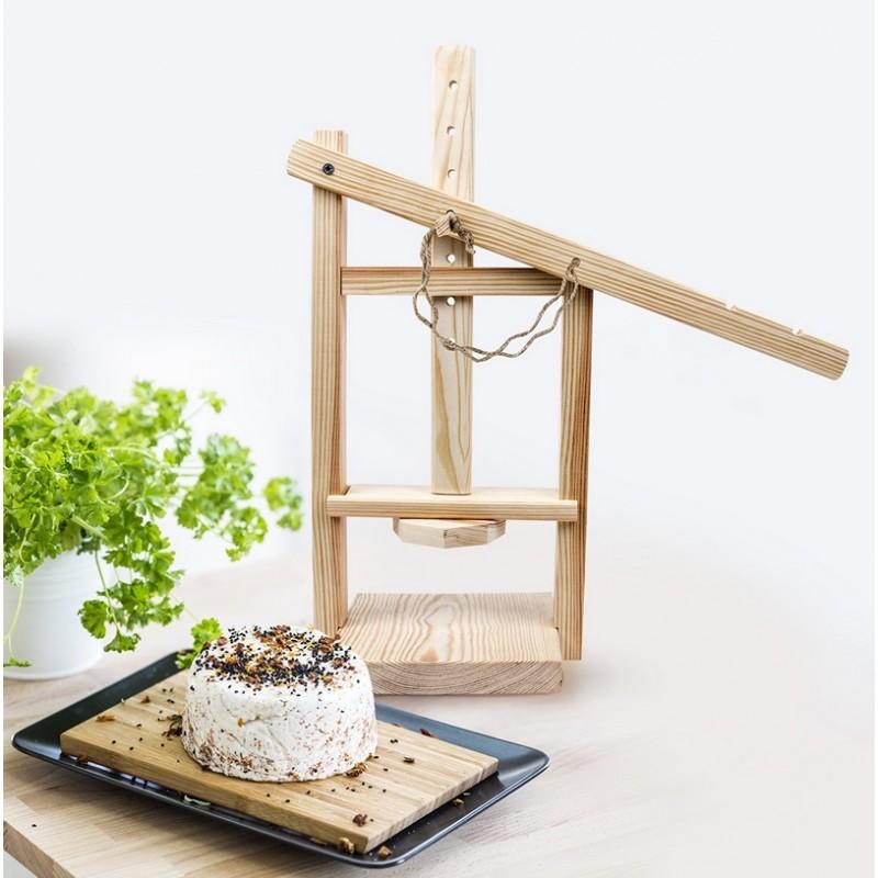 Medinis sūrio presas