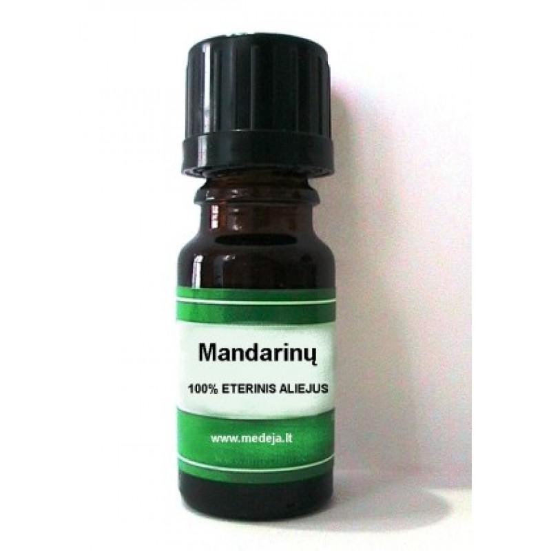 100% Mandarinų eterinis aliejus