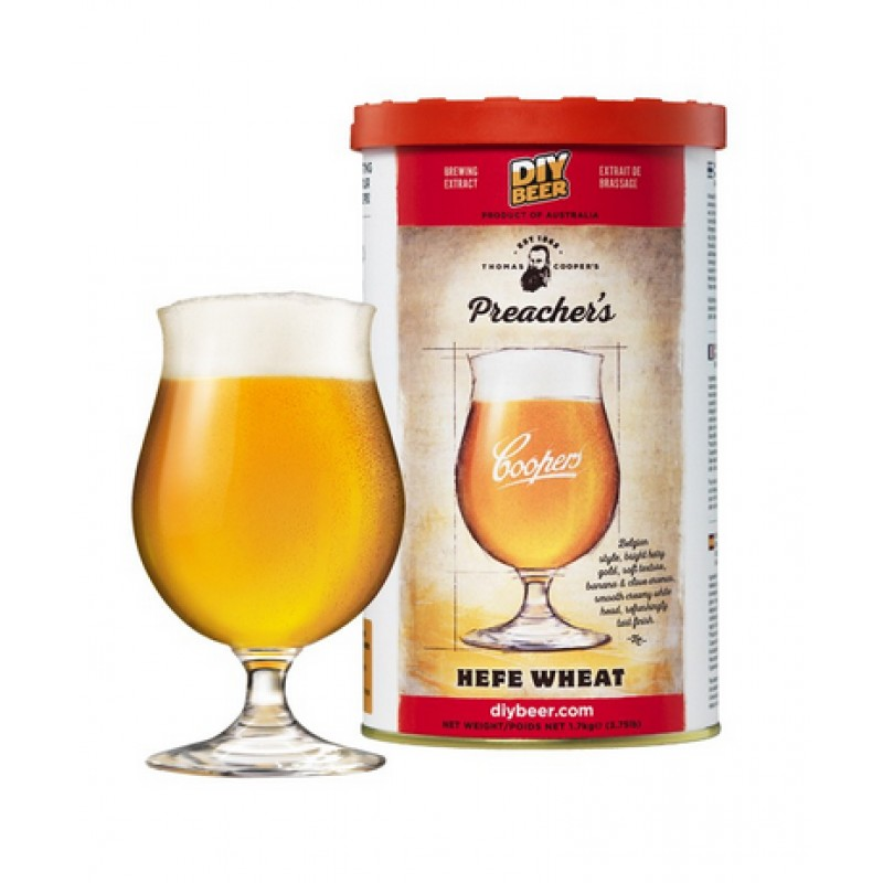 COOPERS HEFE WHEAT (Kvietinis)