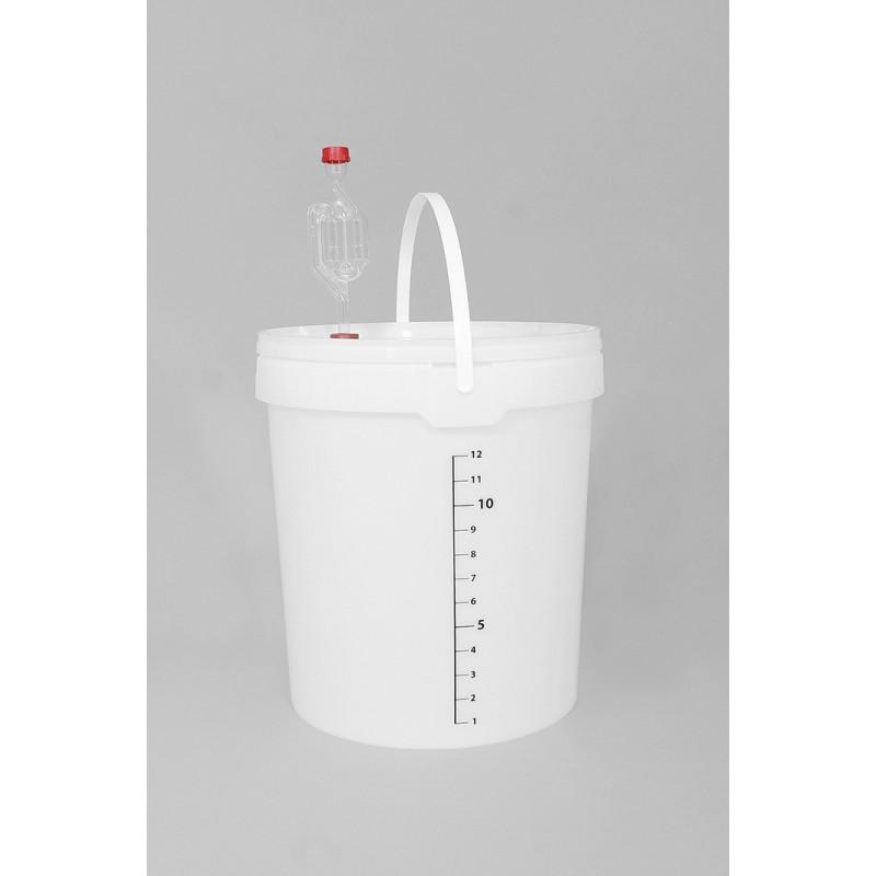 15 ltr. fermentacinis indas (kibiras)