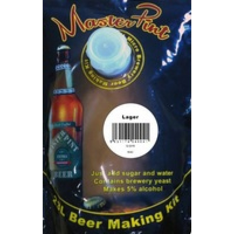 MasterPint Mexican Cerveza