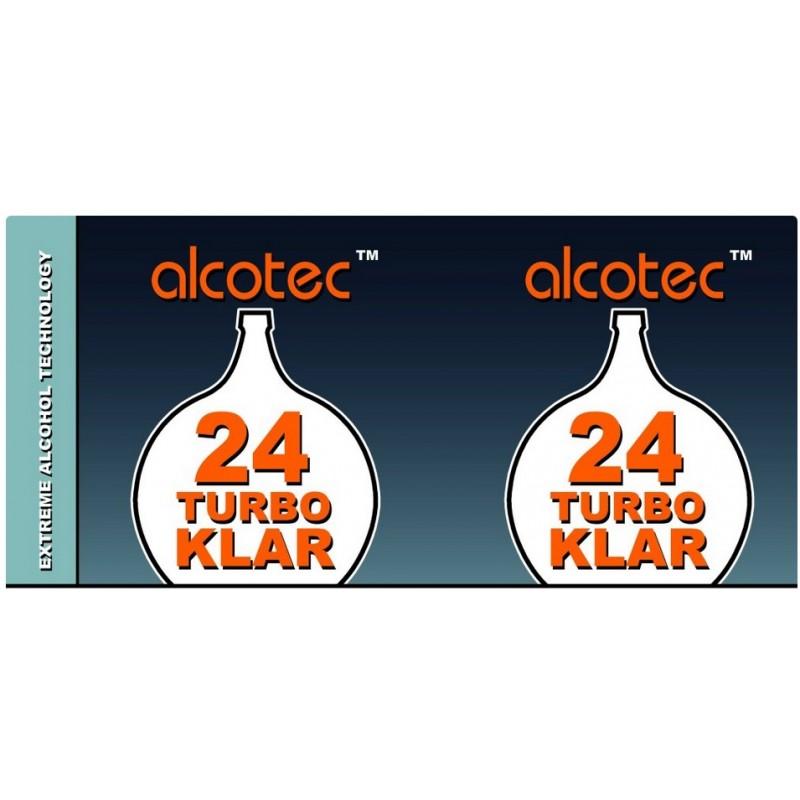 ALCOTEC 24 Turbo Klar
