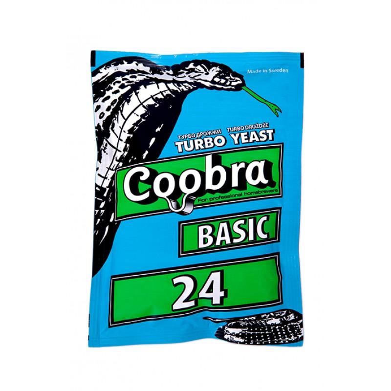Mielės COOBRA BASIC 24