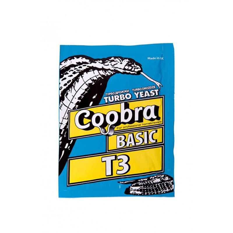 Mielės COOBRA BASIC T3