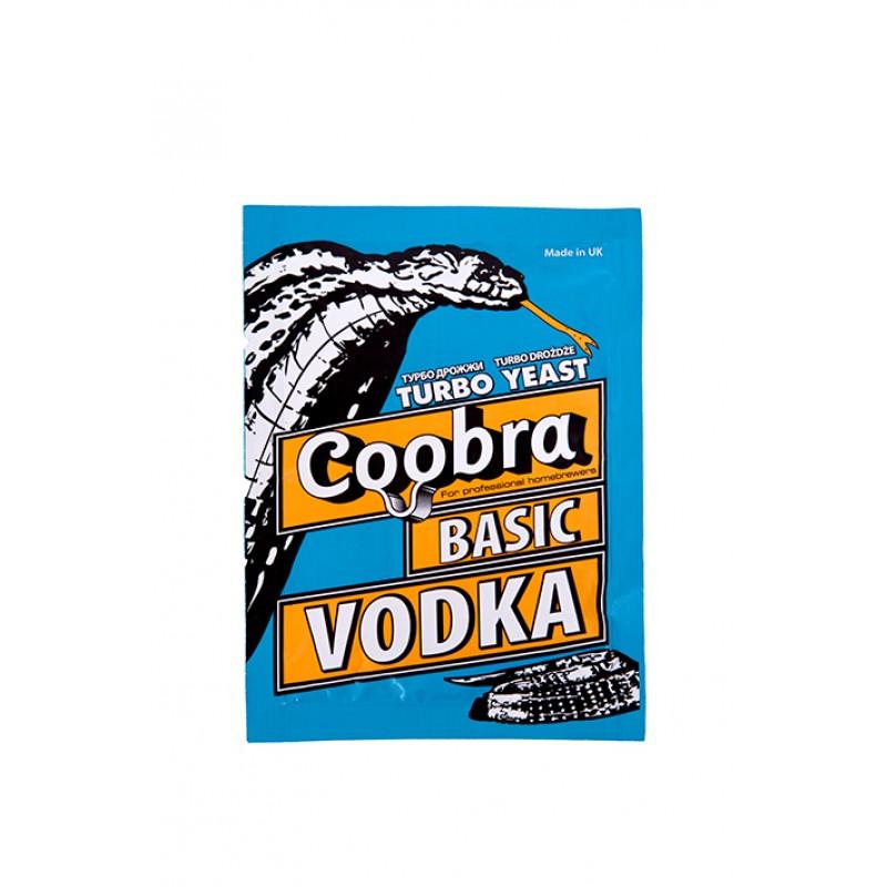 Mielės COOBRA BASIC VODKA