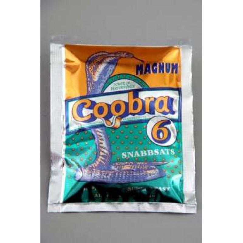 Super aktyvios mielės Cobra-6