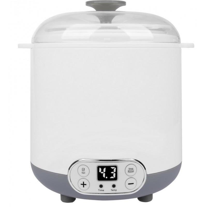 Jogurto ir sūrio gaminimo aparatas su termostatu