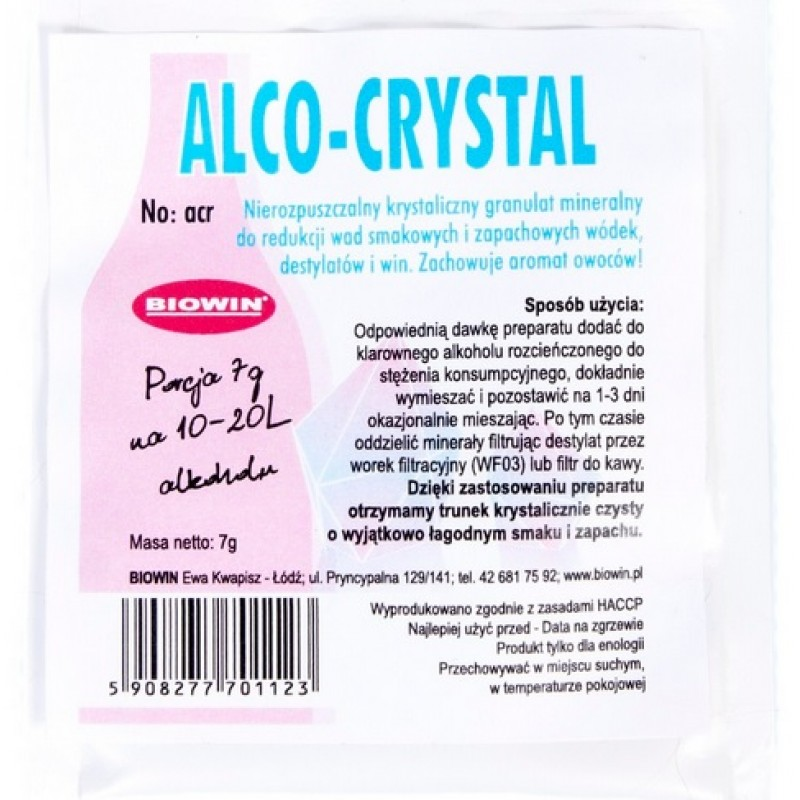 Alco-Crystal