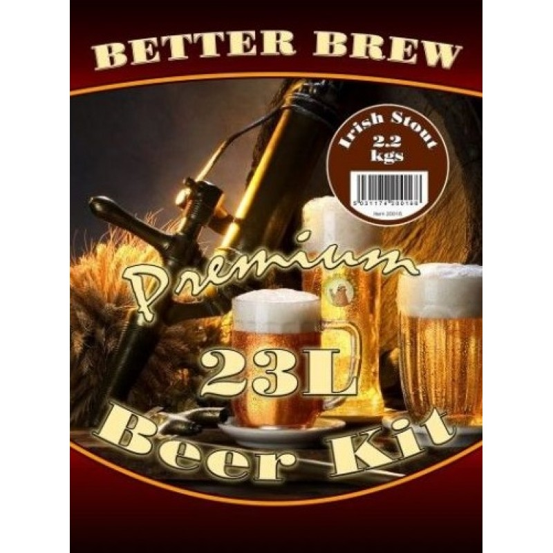 Better Brew IRISH STOUT