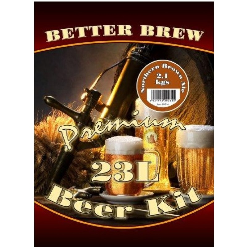 Better Brew Northern Brown
