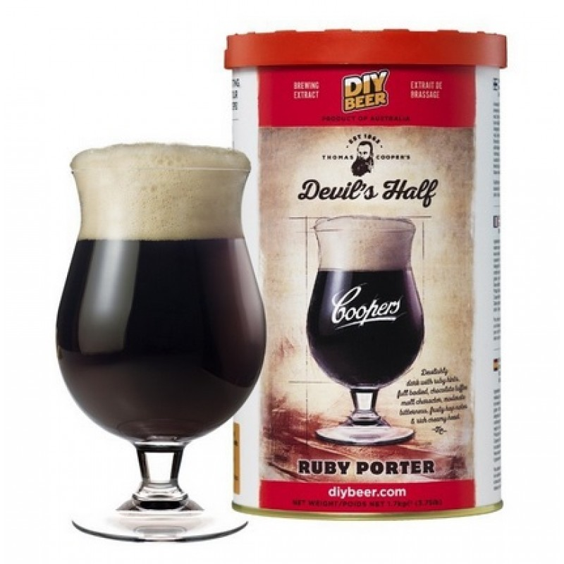 Coopers Ruby Porter