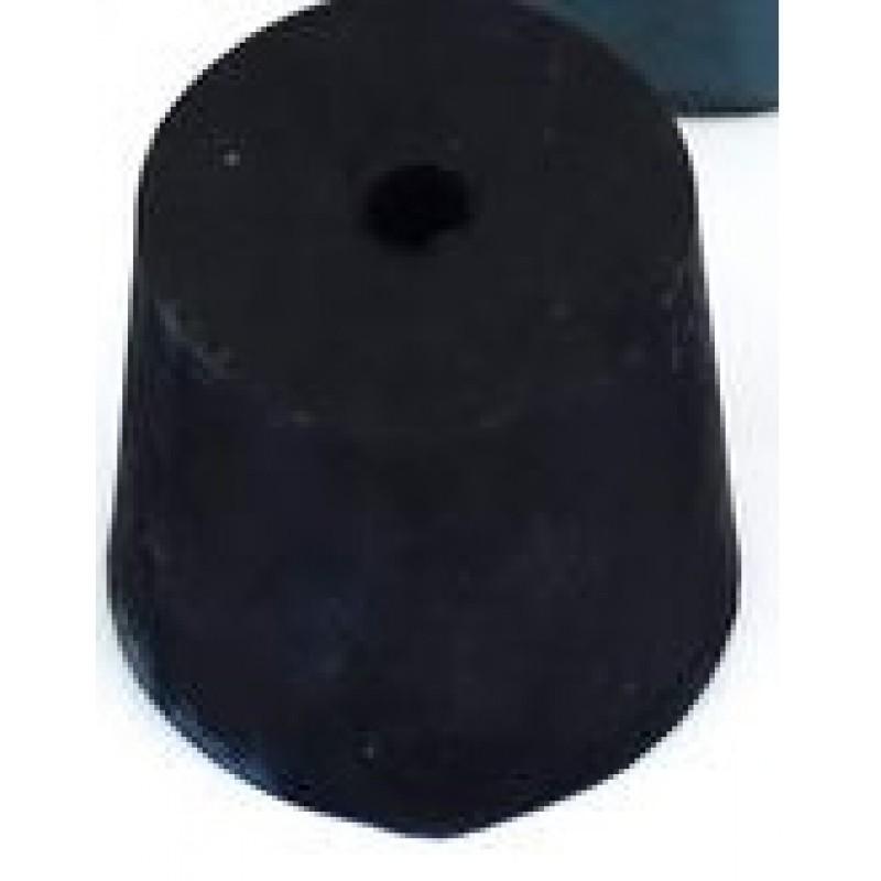 Guminis kamštis fermentacijai 40x35/h38