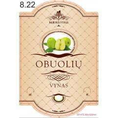 KREMINĖ Obuolių vynas