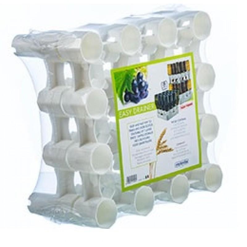 2 moduliai butelių džiovyklai be pado