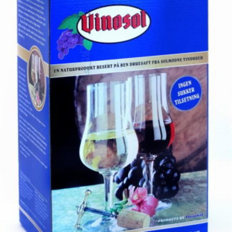 5 l Vynuogių koncentratas raudonam vynui